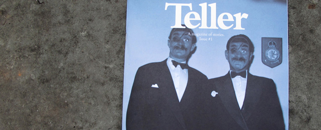 Teller Magazine